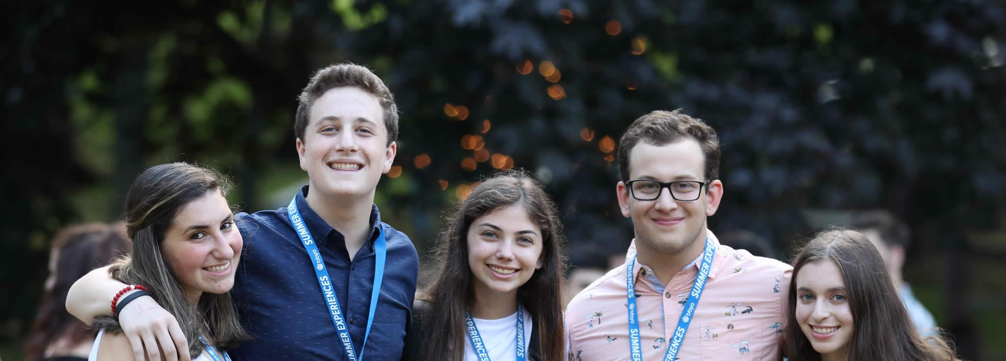Summer Program - Jewish Culture | BBYO: ILTC at Perlman Camp