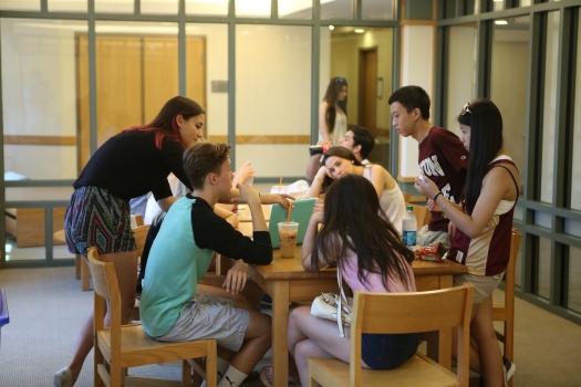 Summer Program - College Experience | Boston College Experience: Honors Program