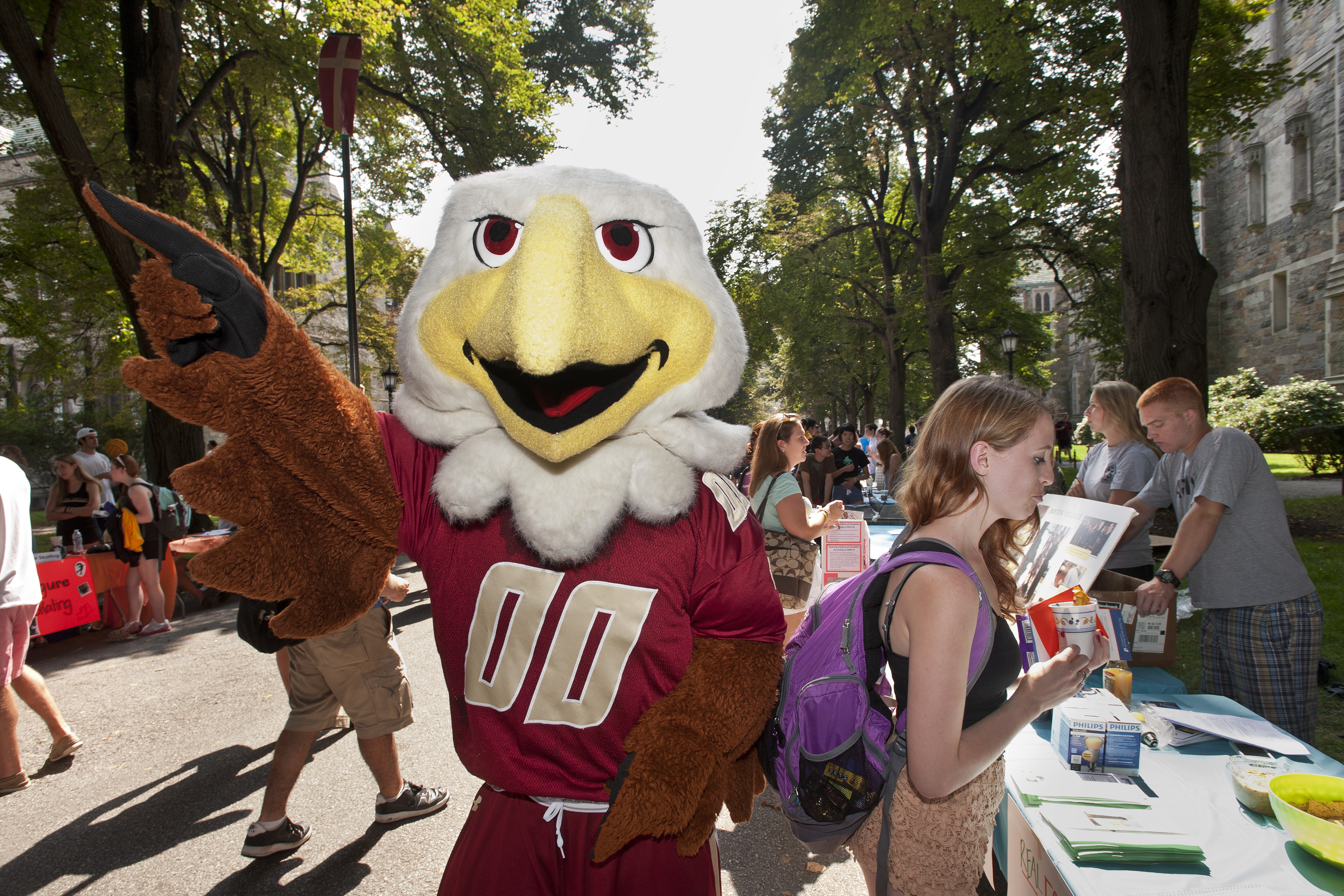 Summer Program - College Courses | Boston College Experience