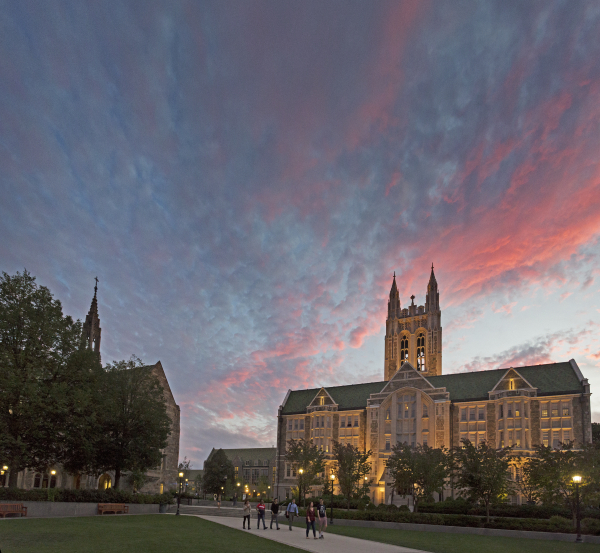 Summer Program - History | Boston College Experience