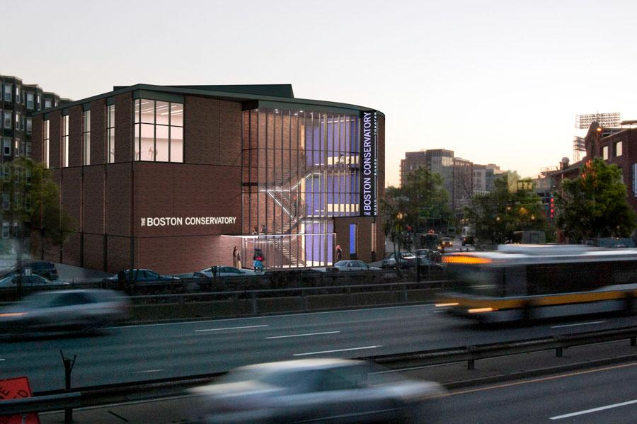 College - Boston Conservatory at Berklee  1