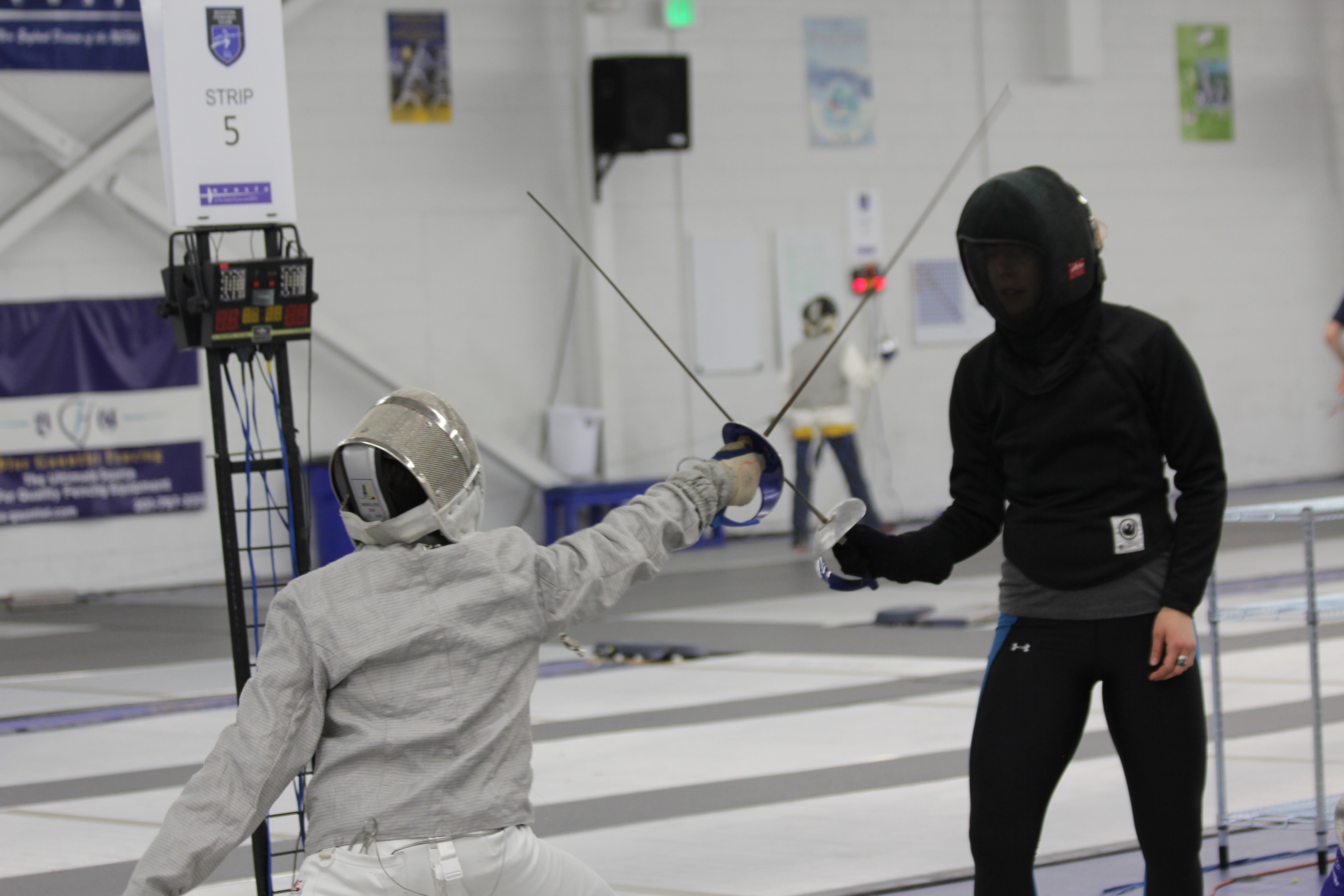 Business - Health & Fitness | Boston Fencing Club: Teen Classes