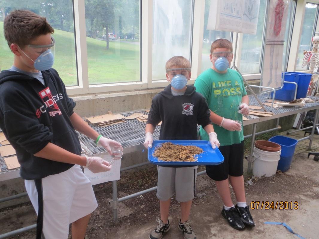 Summer Program - Forensic Science | Boston Leadership Institute: Forensic Science Summer Program