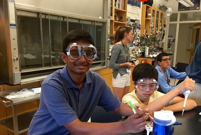 Summer Program - Science   Boston Leadership Institute: Human Genetics Summer Program