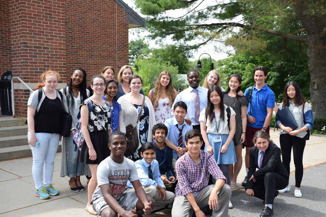 Summer Program - Biology | Boston Leadership Institute: Epidemics, Outbreaks, & Contagion