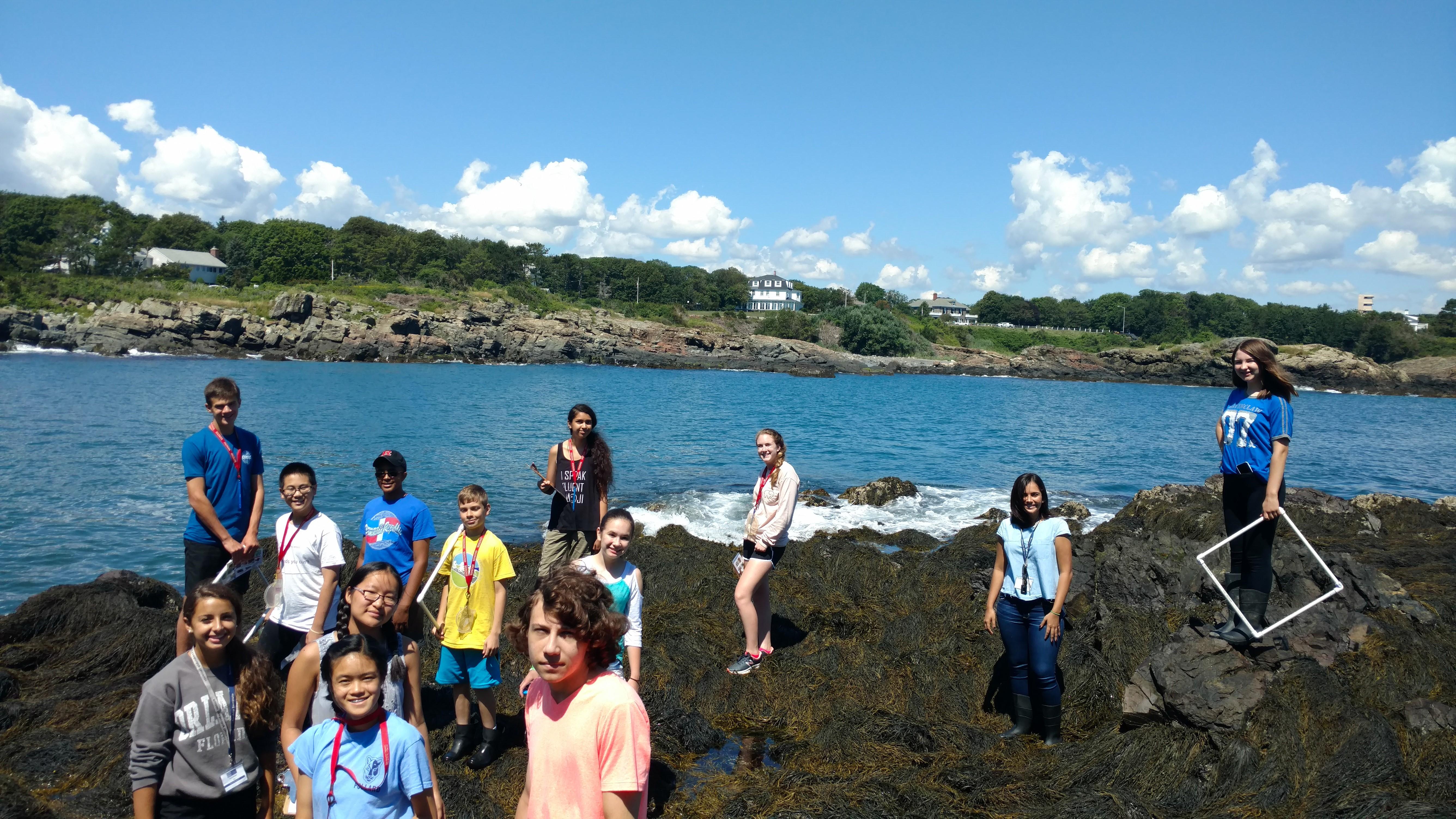 Summer Program - Biology | Boston Leadership Institute: Marine Biology (1 Week)
