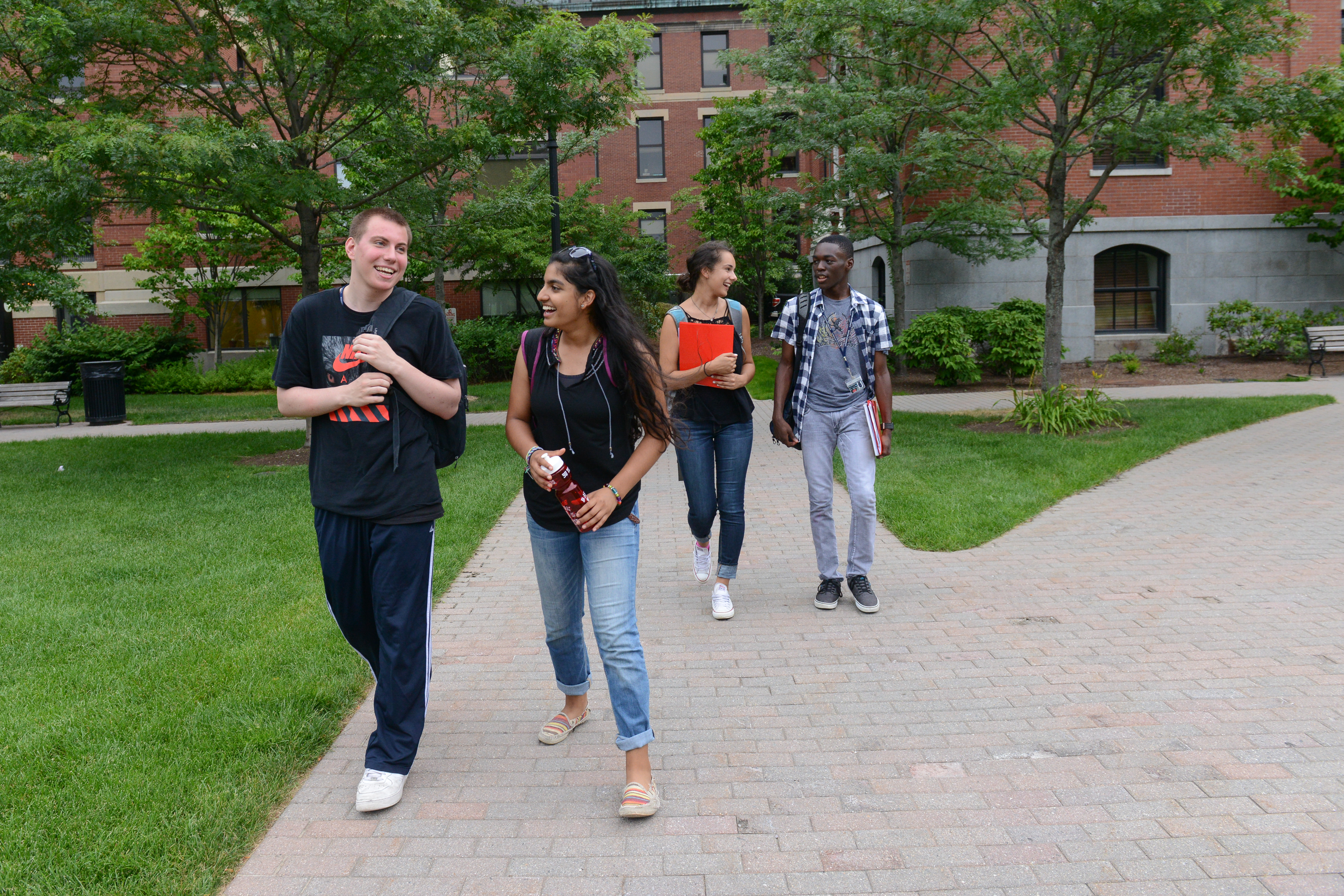 Summer Program - STEM | Boston University: Academic Immersion (AIM)—Introduction to Experimental Psychology