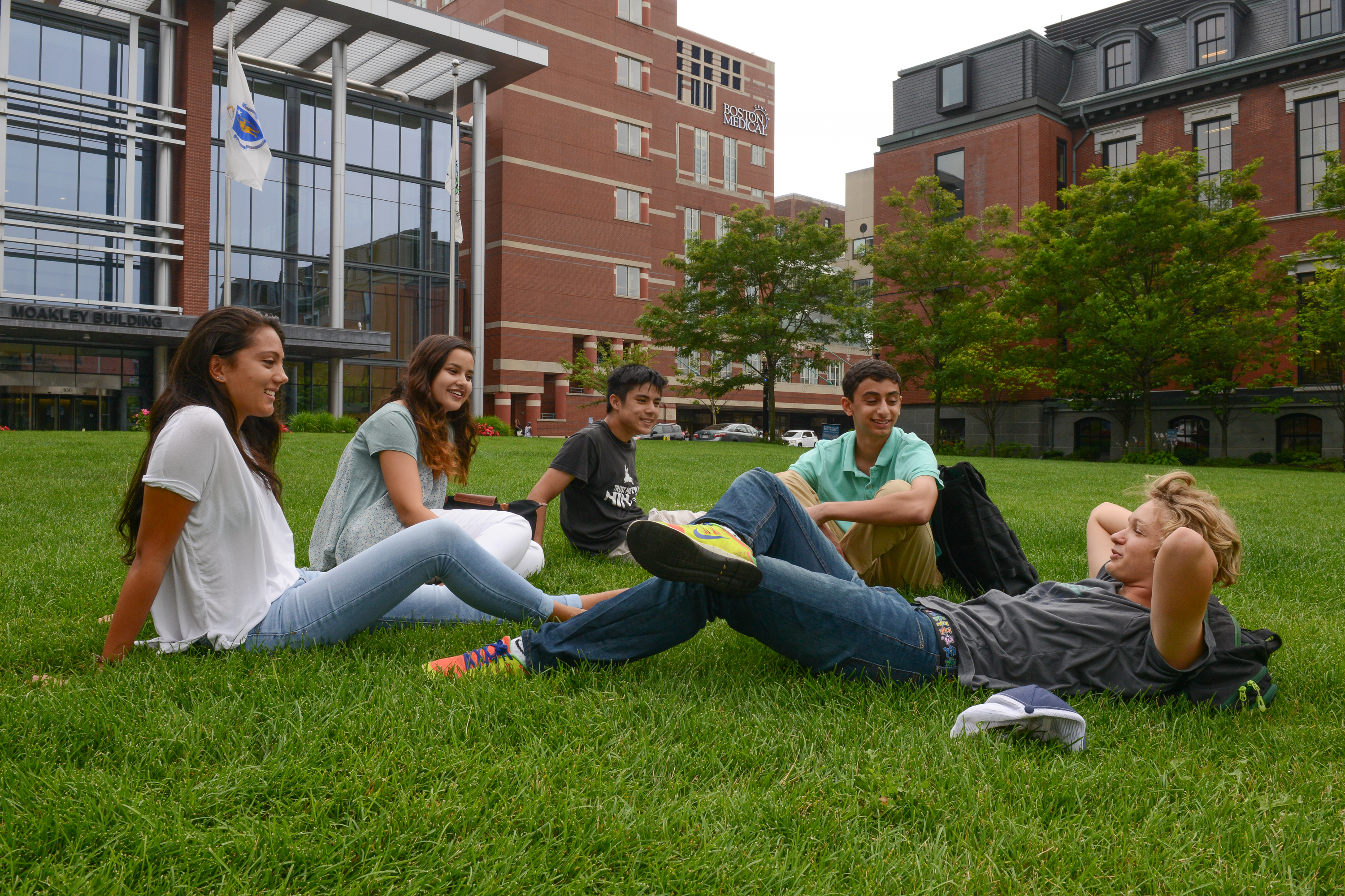 Summer Program - College Experience | Boston University: Academic Immersion (AIM)—Introduction to Experimental Psychology