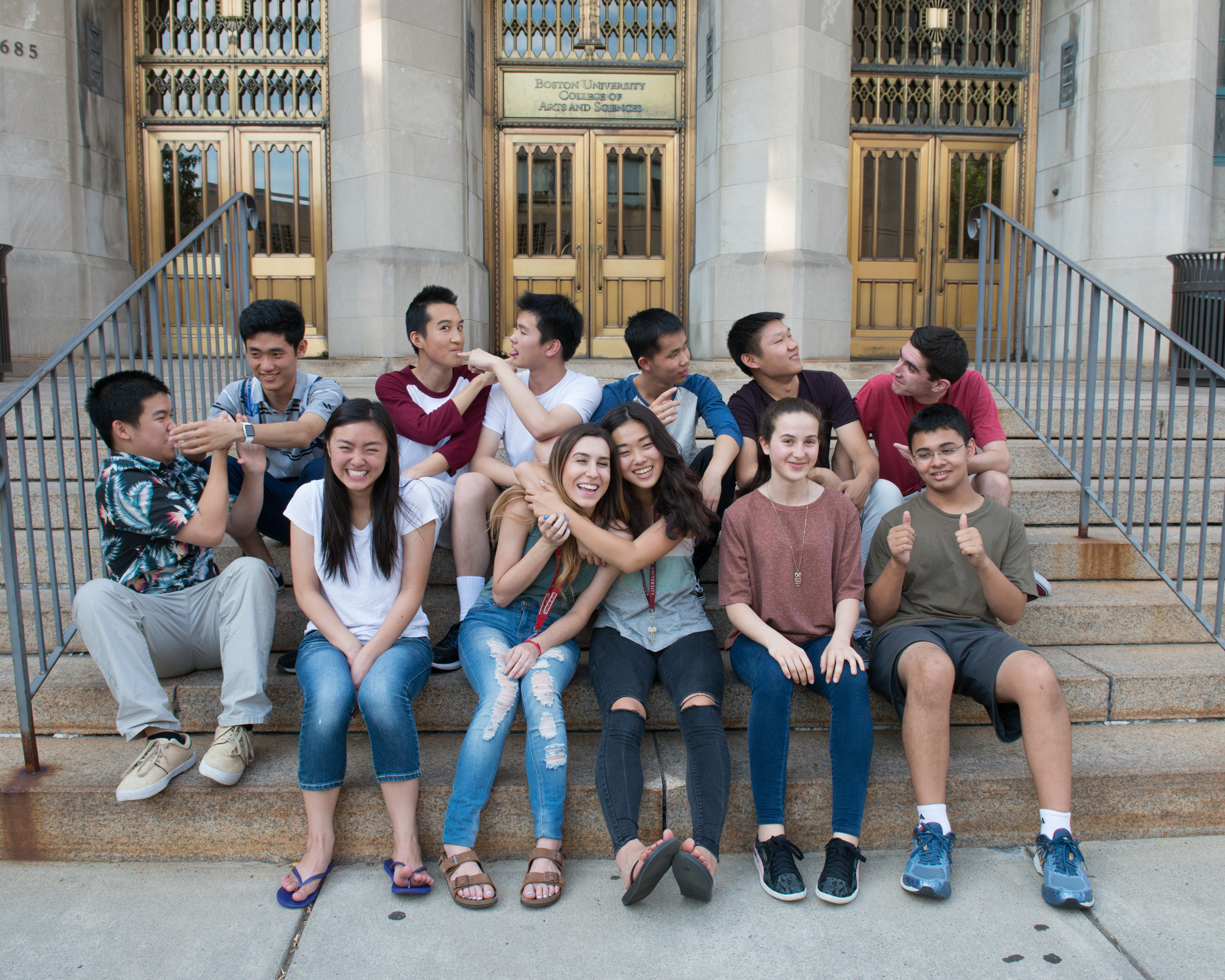 Summer Program - College Courses | Boston University: High School Honors Program