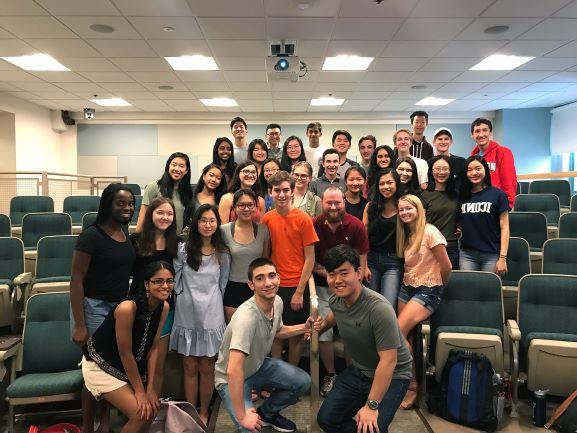 Summer Program - Biology | Boston University: Research in Science & Engineering (RISE) Program: Practicum Track
