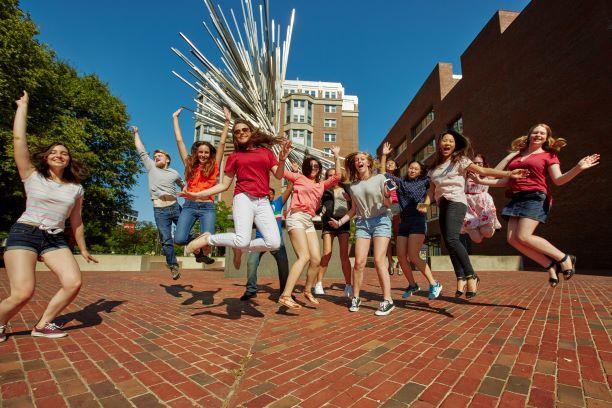 Summer Program - STEM | Boston University: Summer Challenge Program