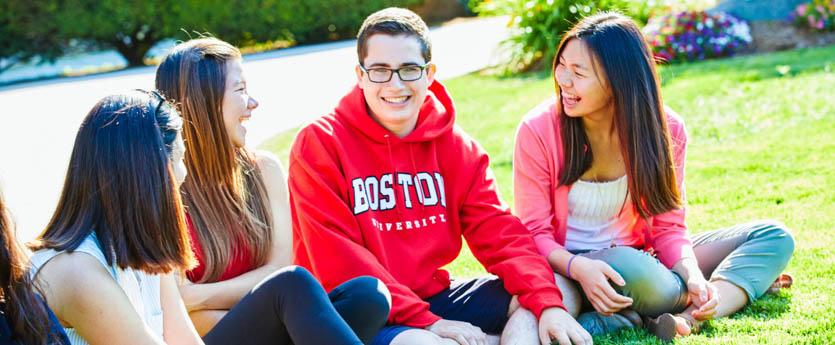 Summer Program - College Experience | Boston University Summer Term High School Programs