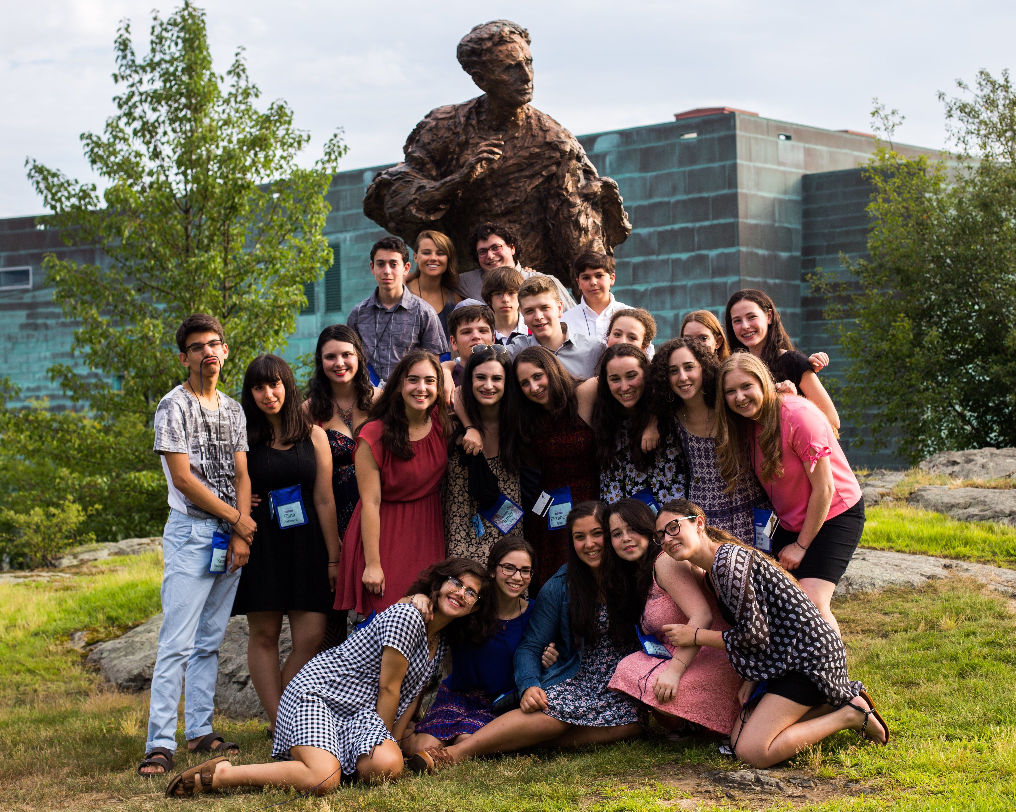 Summer Program - Literature | Brandeis University Pre-College: Genesis