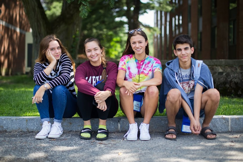 Summer Program - Promoting Volunteerism   Brandeis University Precollege Programs: Service Leadership