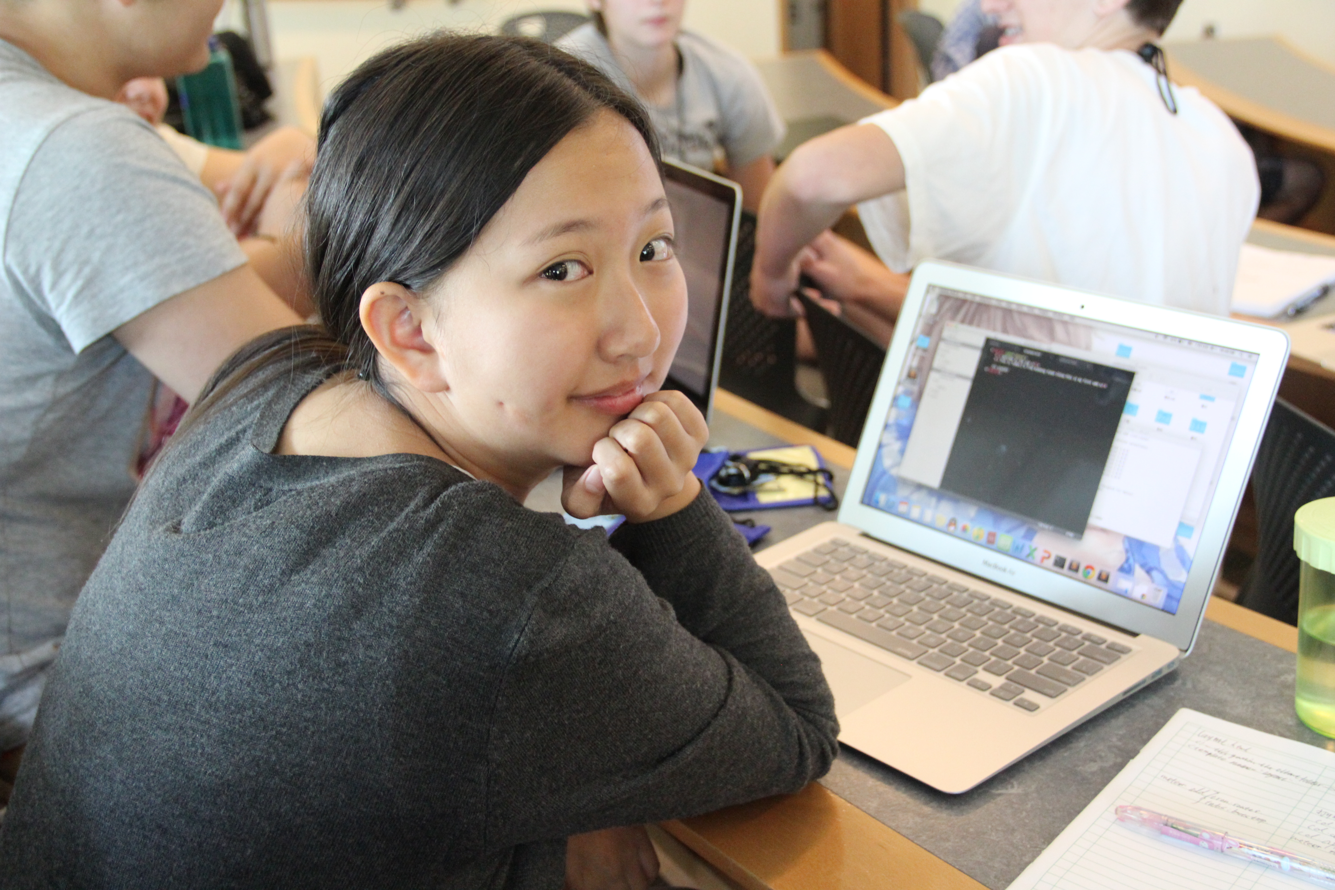 Summer Program - Web Design | Brandeis University Precollege Programs: App Design