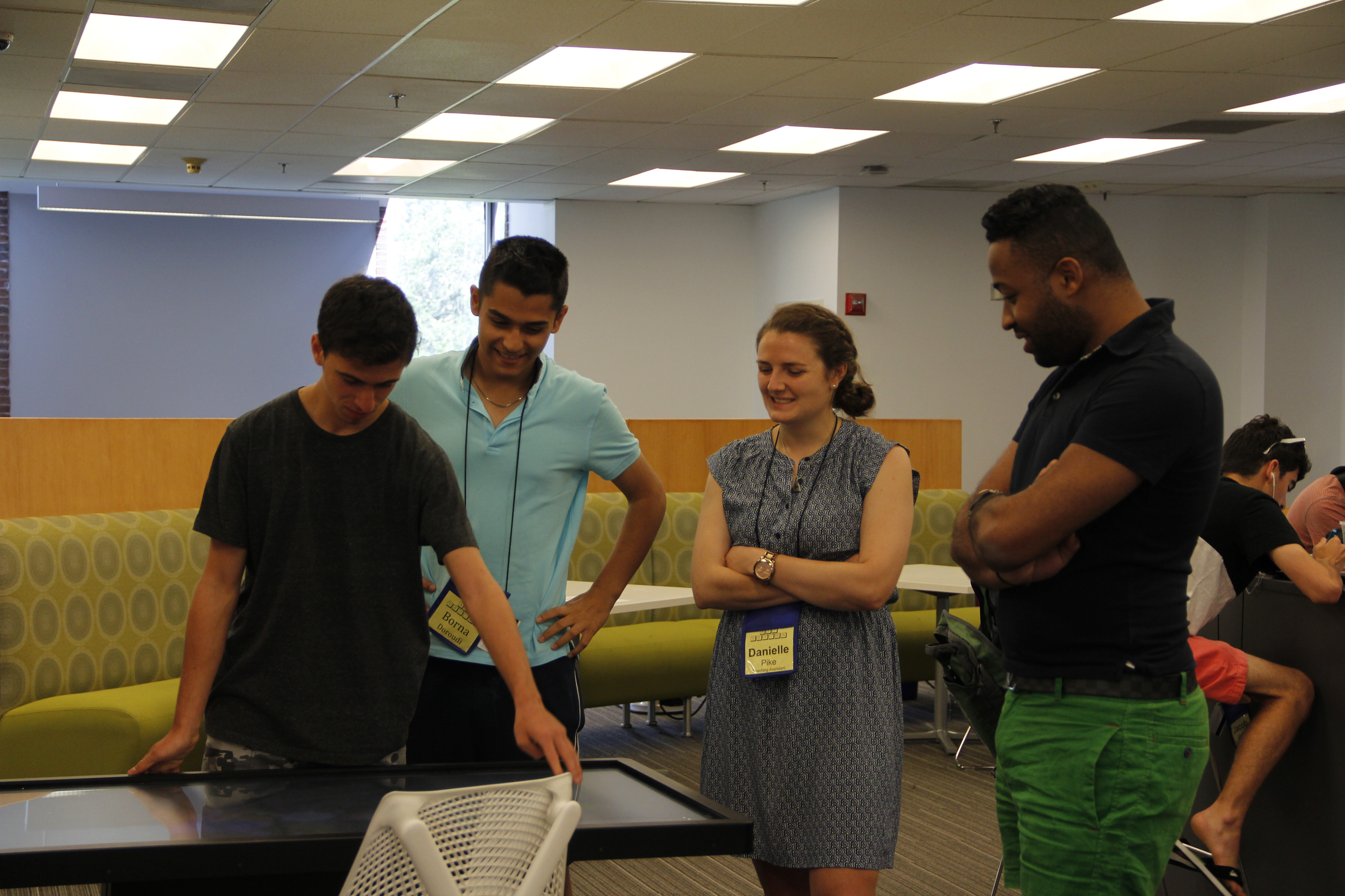 Summer Program - Computer Science | Brandeis University Precollege Programs: App Design