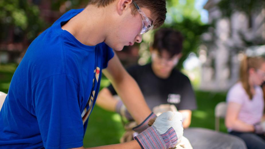 Summer Program - Literature | Brown Pre-College Programs: Summer @ Brown
