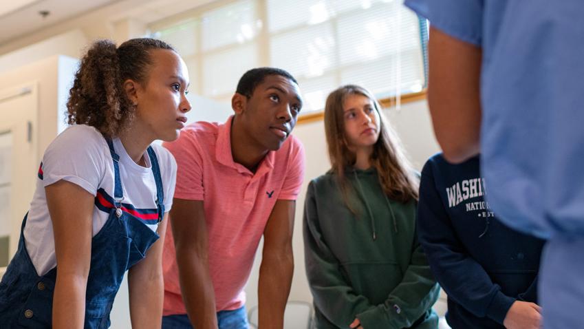 Summer Program - Religious Studies | Brown Pre-College Programs: Summer @ Brown