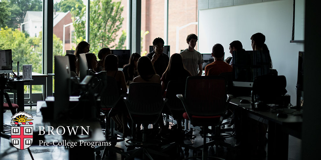Summer Program - Writing | Brown Pre-College Programs