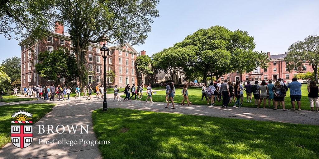 Summer Program - College Application | Brown Pre-College Programs