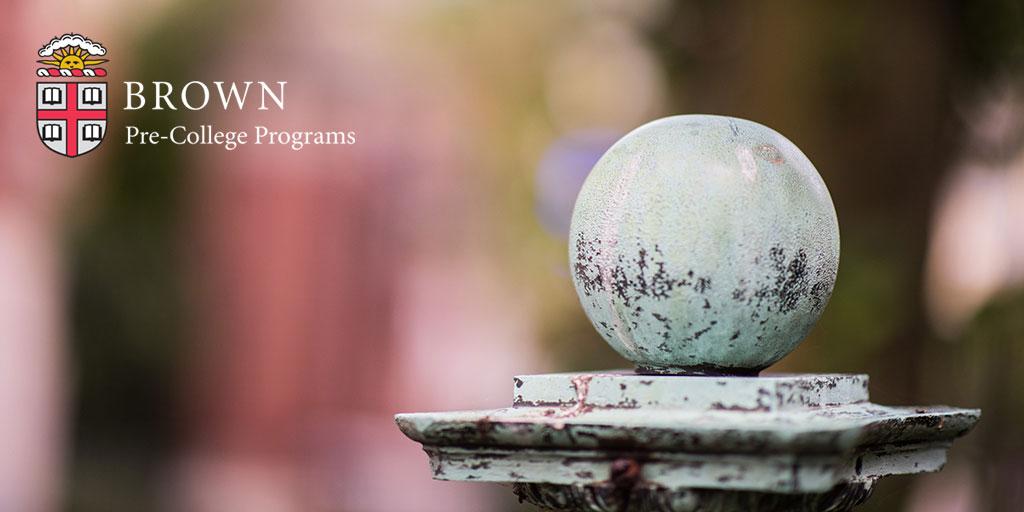 Summer Program - Middle & High School | Brown Pre-College Programs
