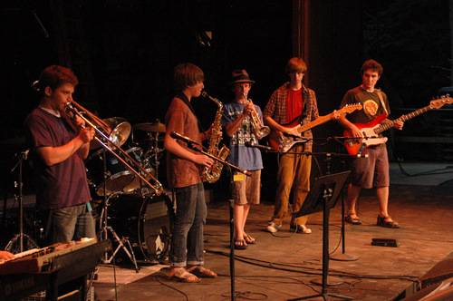 Summer Program - Music | Buck's Rock Performing and Creative Arts Camp