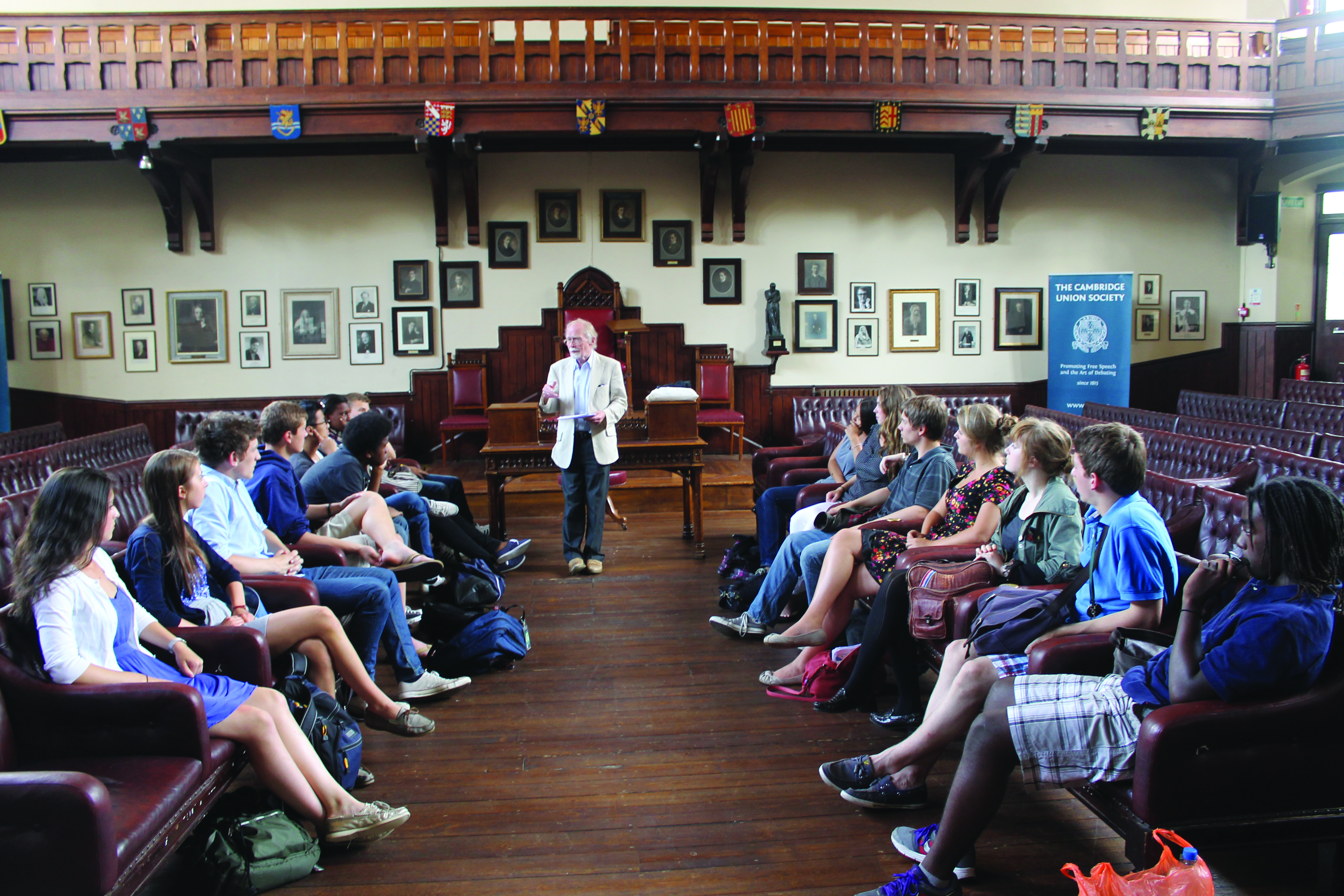 Summer Program - Pre-College | Cambridge Scholars' Programme