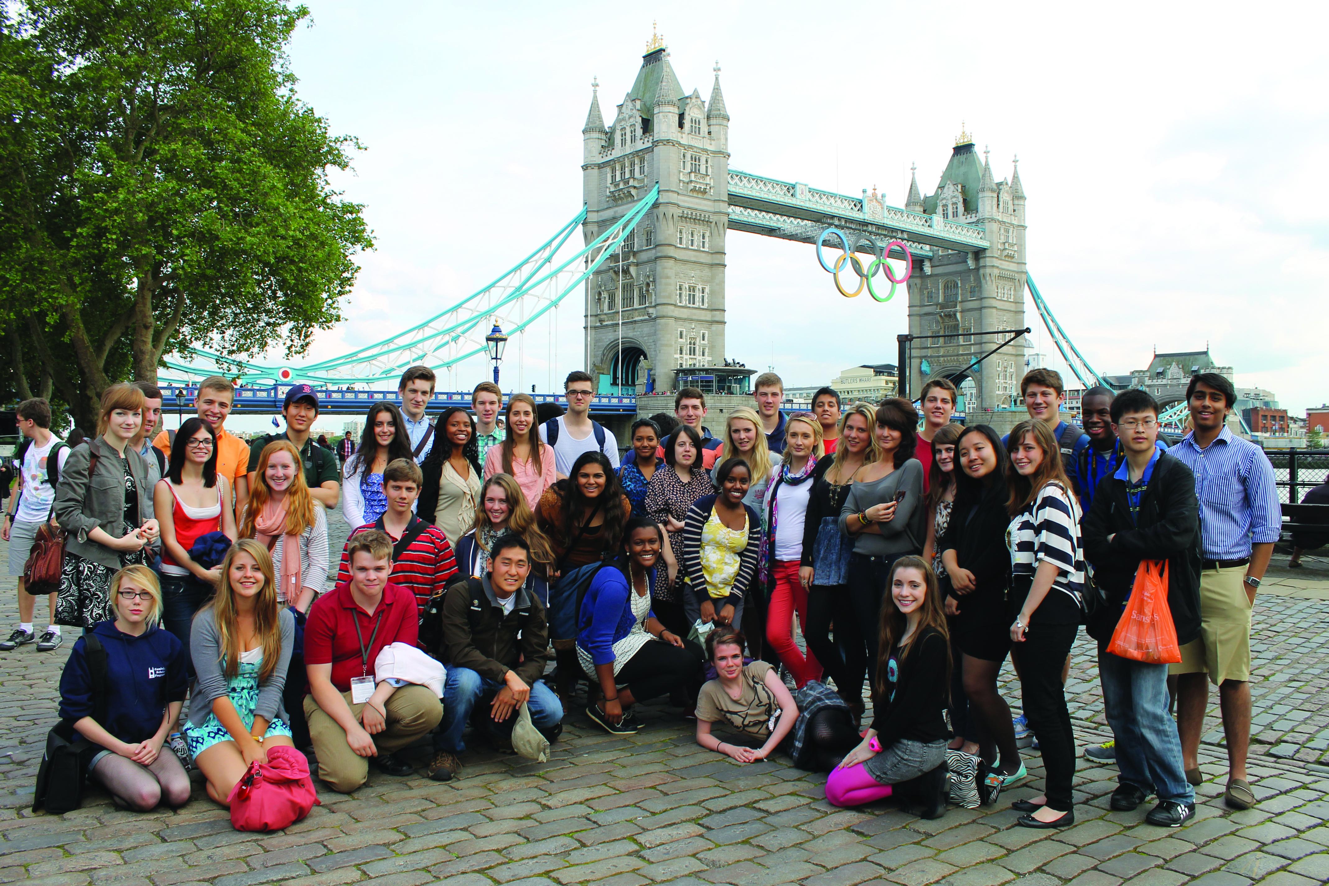 Summer Program - Enrichment | Cambridge Scholars' Programme