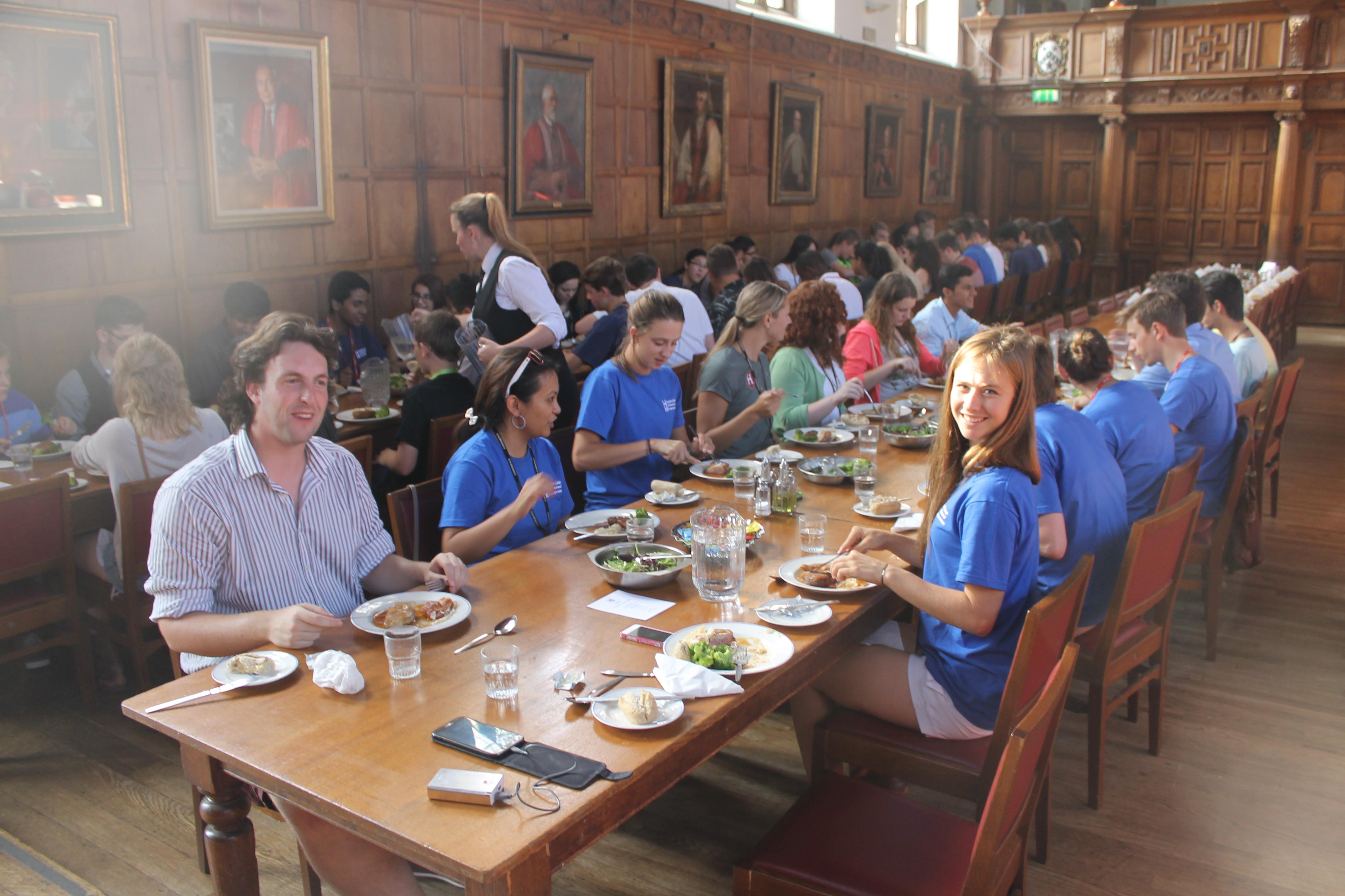 Summer Program - Debate | Cambridge Scholars' Programme