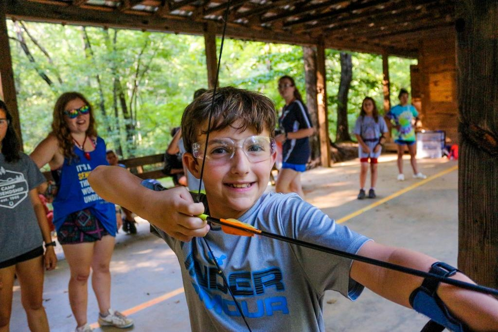 Summer Program - Hiking | Camp Friendship