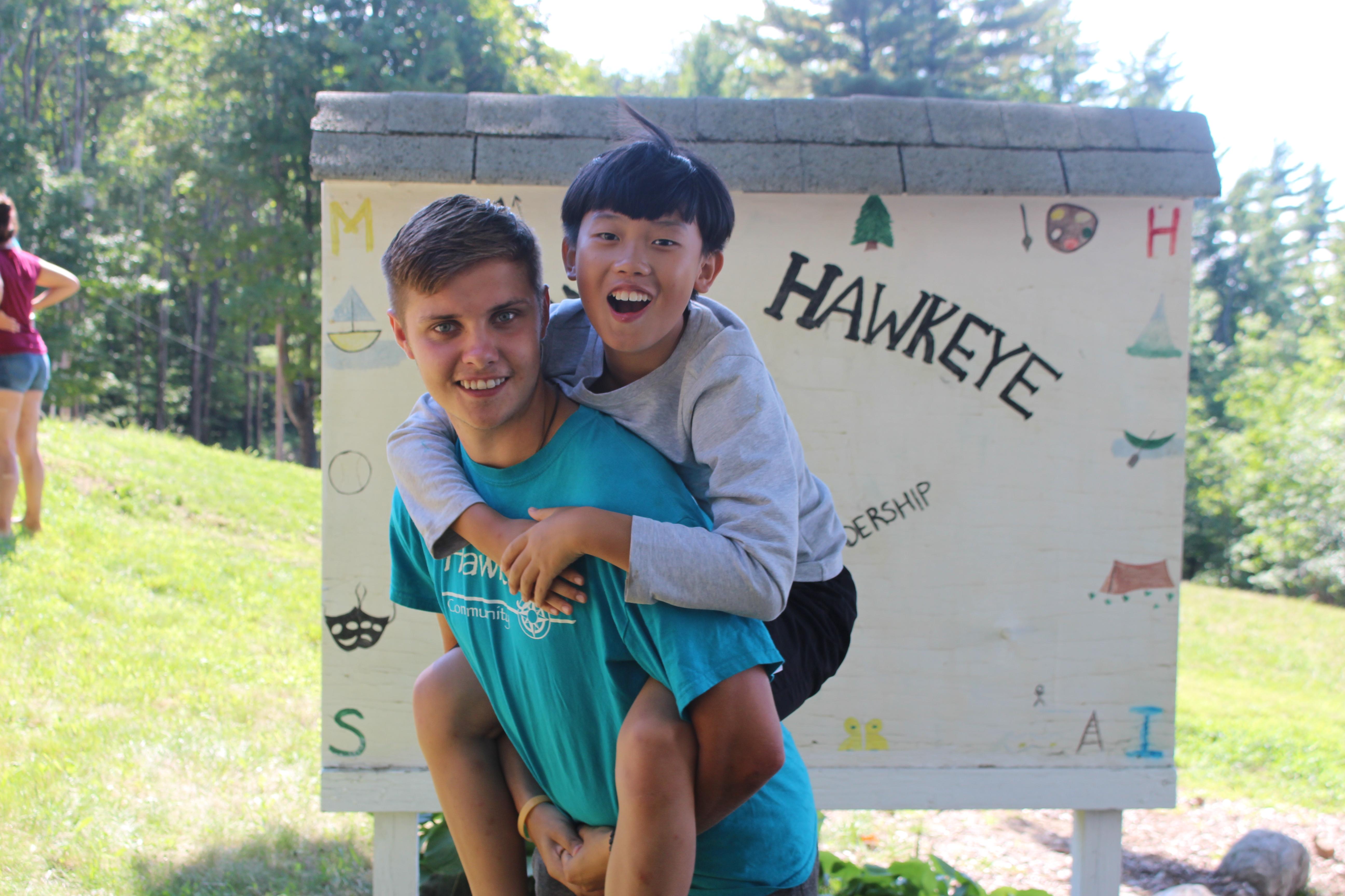 Summer Program - Kayaking | Camp Hawkeye
