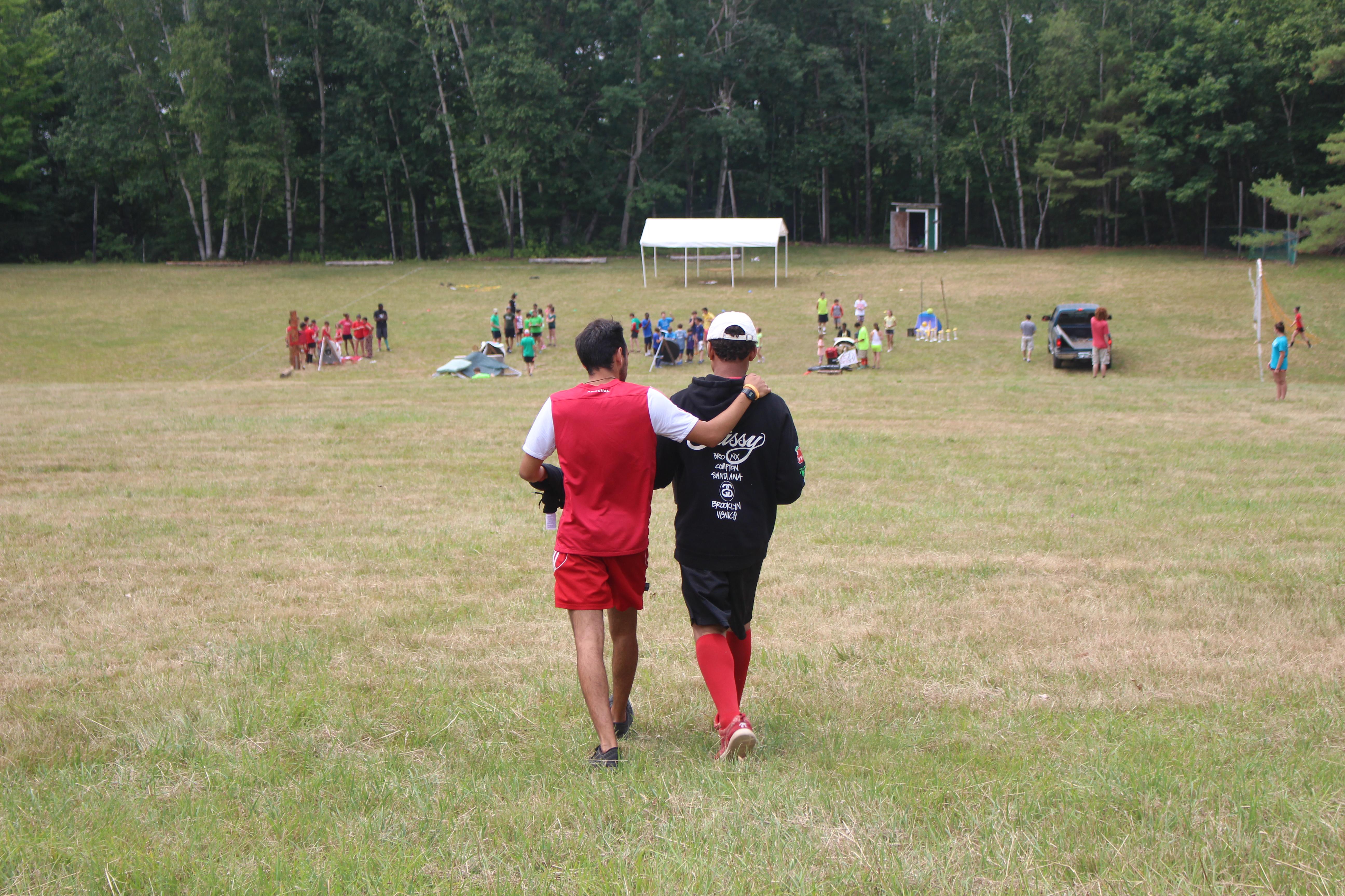 Summer Program - Traditional Camp | Camp Hawkeye