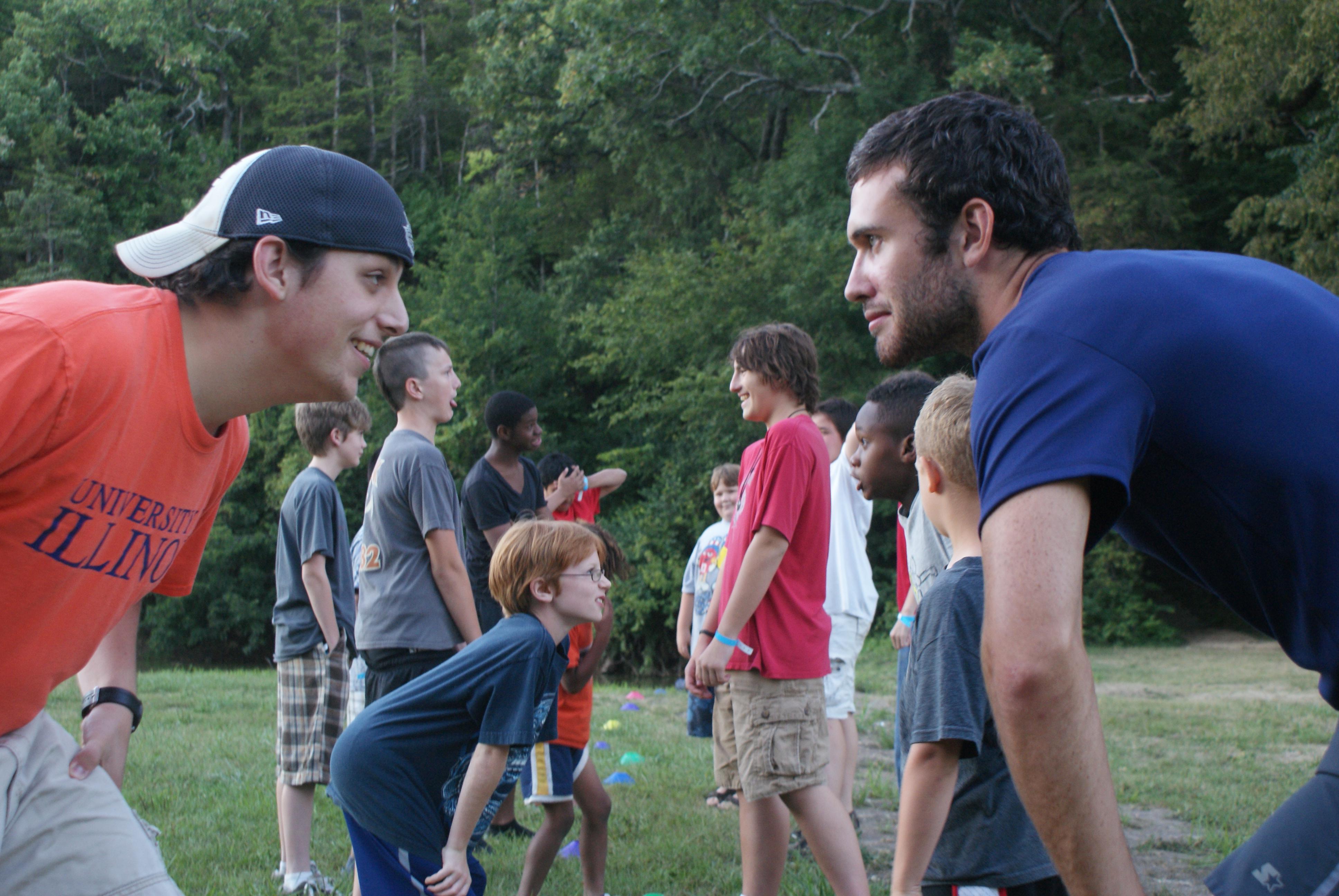 Summer Program - Counselors in Training | Camp Kupugani Boys Camp