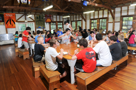 Summer Program - Counselors in Training | Camp North Star