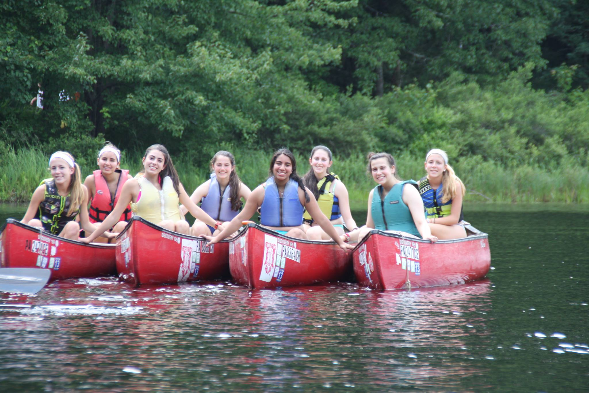 Summer Program - Traditional Camp | Camp Timber Tops for Girls