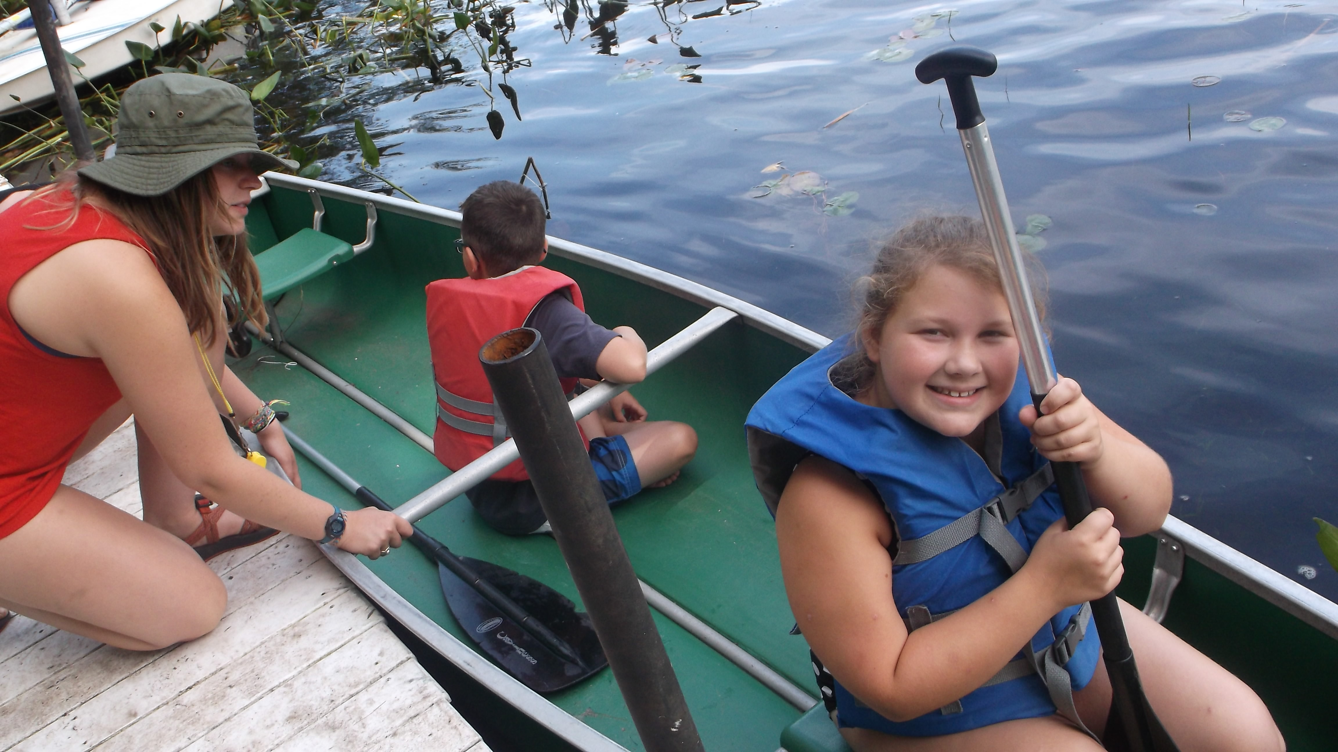 Summer Program - Counselors in Training | Camp Wiyaka : Boating, Swimming, Sports, Arts & Crafts & More!