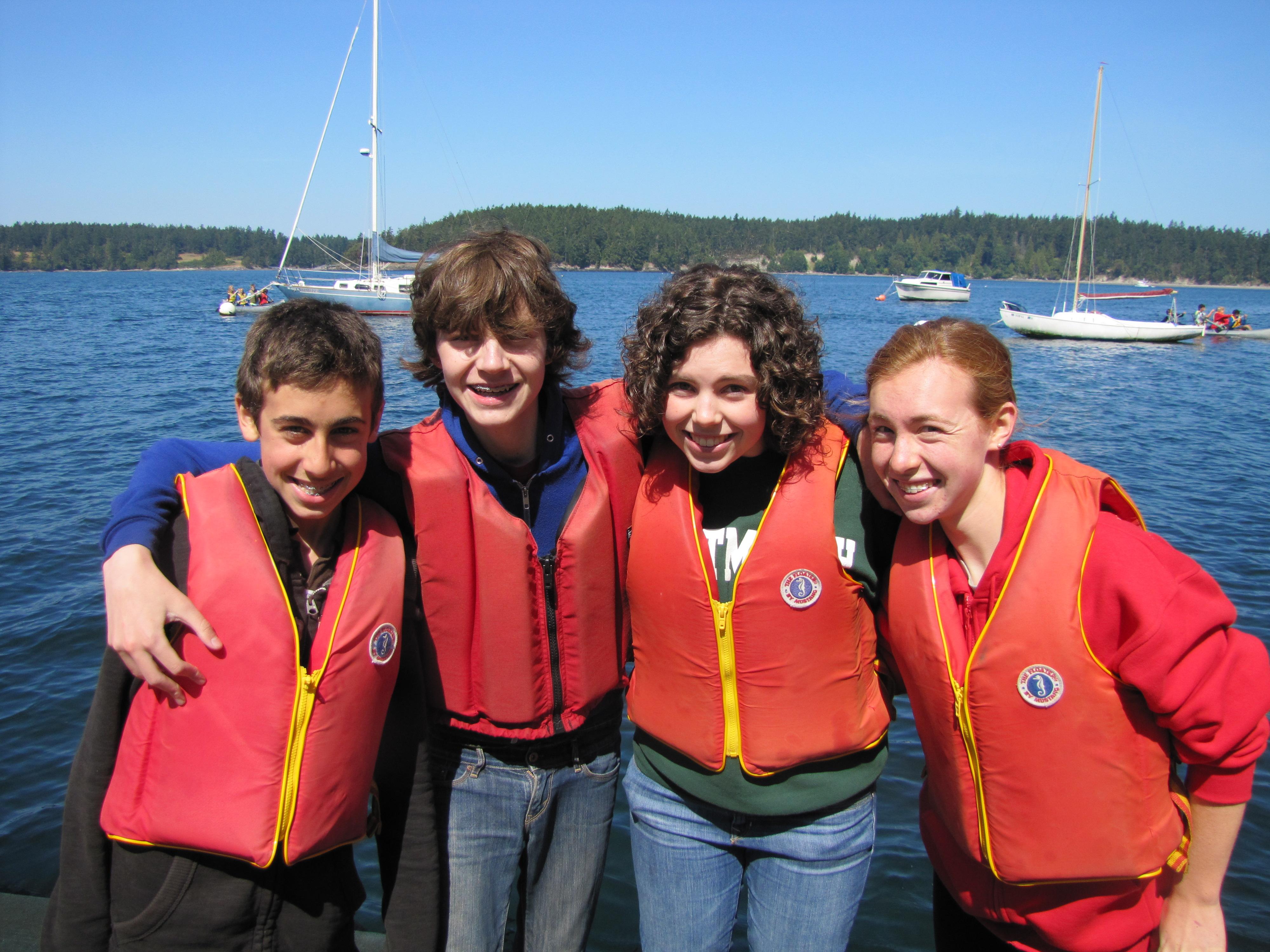 Summer Program - French | Canoe Island French Camp