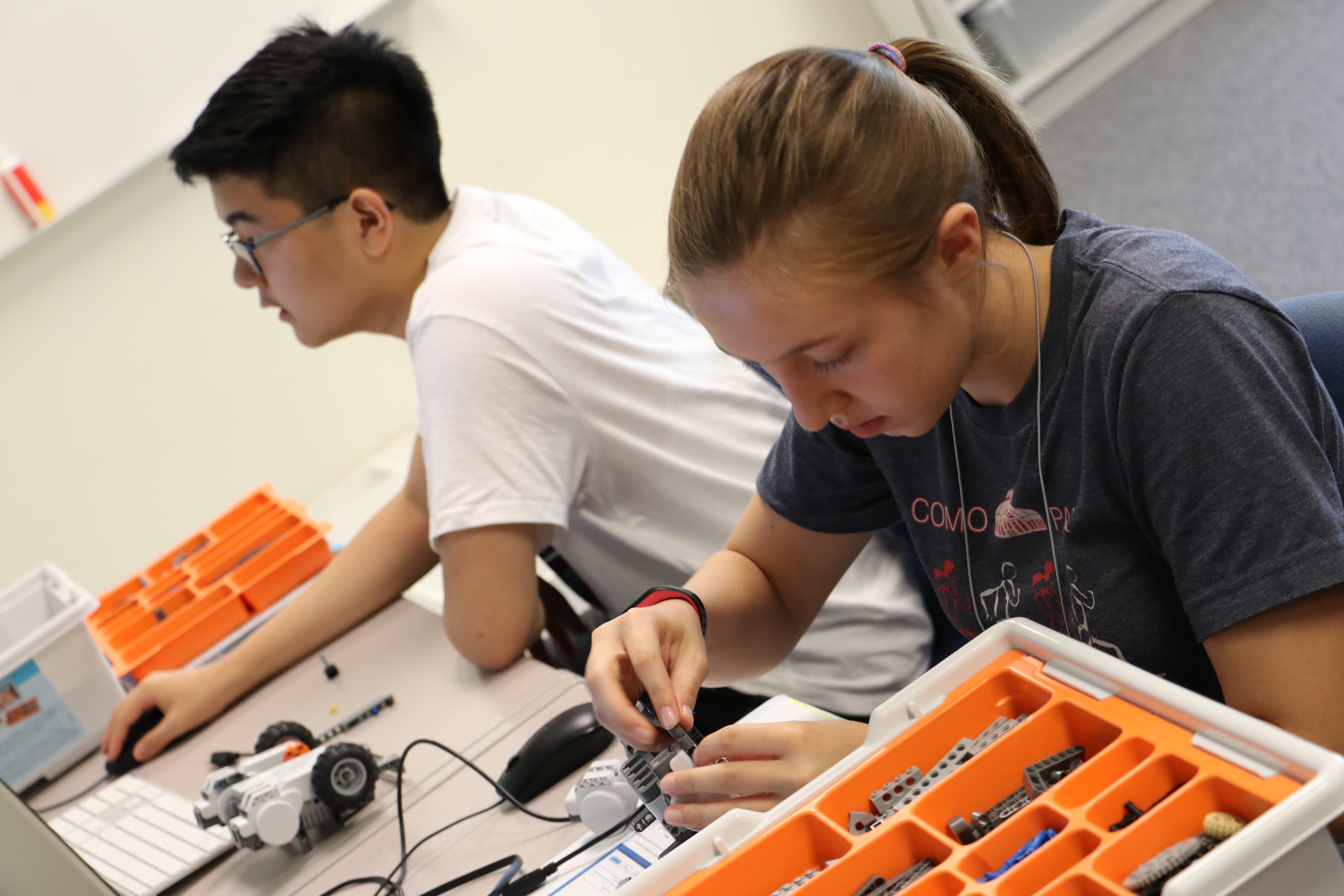 Summer Program - Technology | Carleton College: Computer Science Program