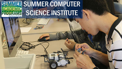 Summer Program - Electronics | Carleton College: Summer Computer Science Institute