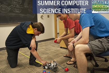 Summer Program - Writing | Carleton College: Summer Academic Programs