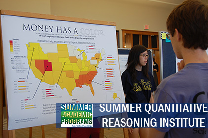 Summer Program - College Experience | Carleton College: Summer Academic Programs
