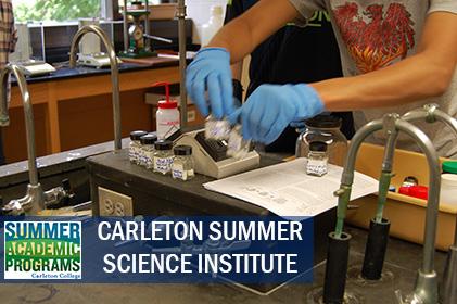 Summer Program - Literature | Carleton College: Summer Academic Programs