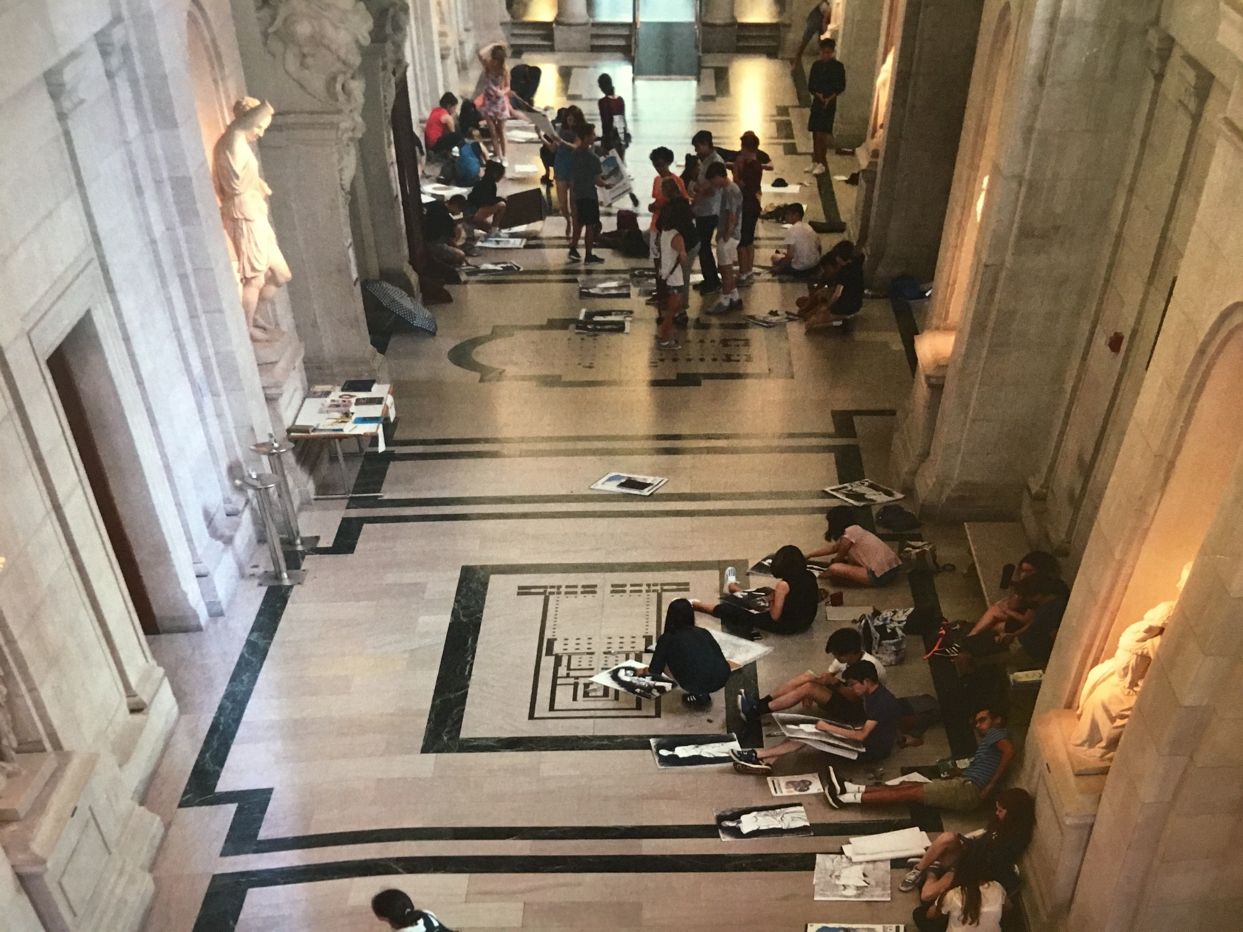 Summer Program - Fine Arts | Carnegie Mellon Summer: Pre-College Art