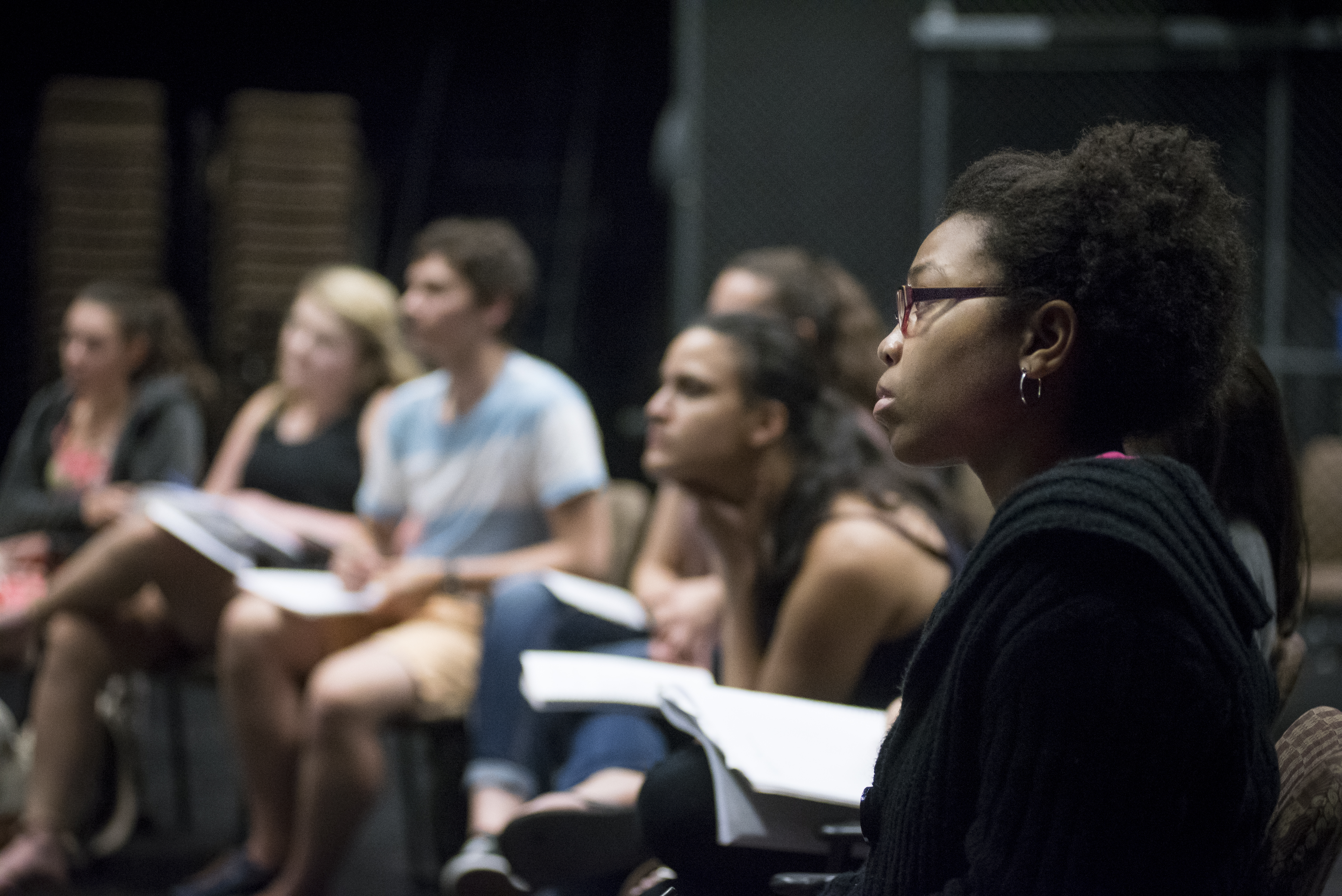 Summer Program - Acting | Carnegie Mellon Summer: Pre-College Drama