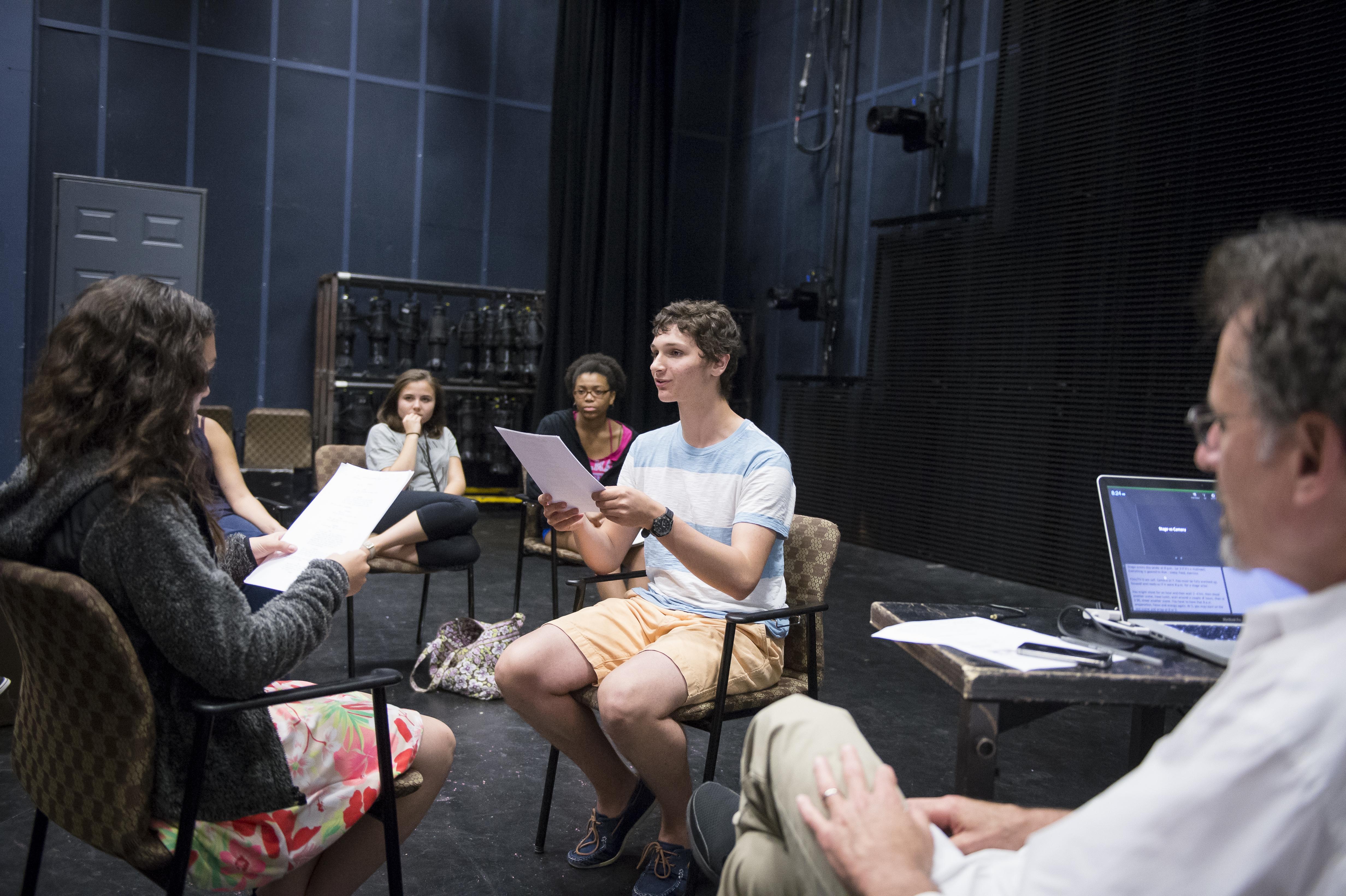 Summer Program - Musical Theatre Arts   Carnegie Mellon Summer: Pre-College Drama