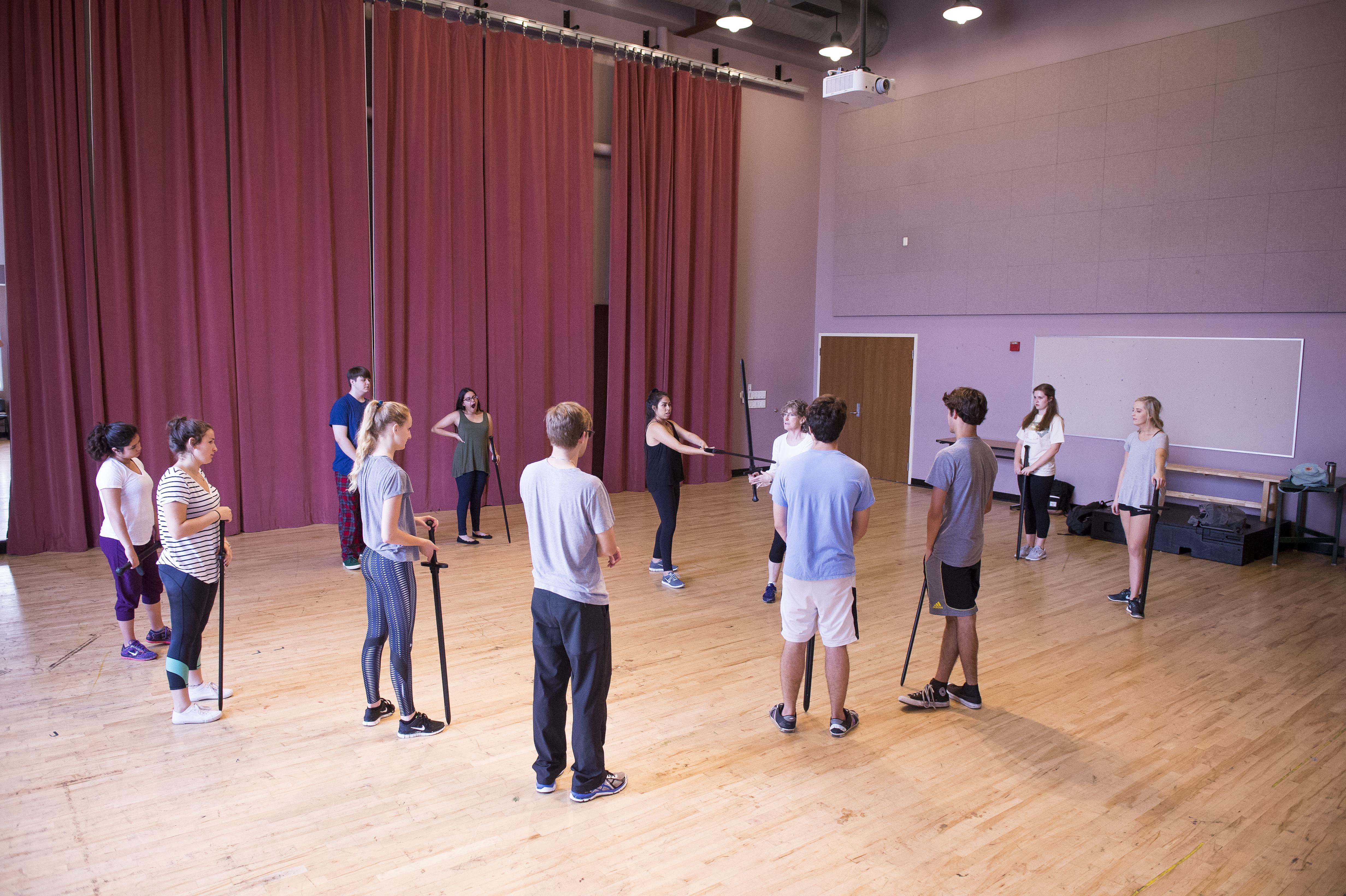Summer Program - Acting   Carnegie Mellon Summer: Pre-College Drama