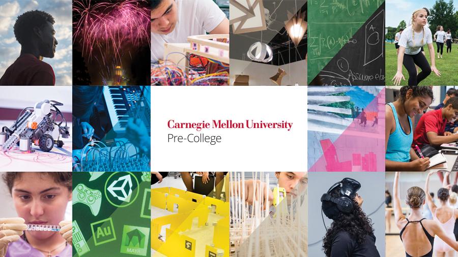 Summer Program - Arts | Carnegie Mellon Summer: Pre-College Programs