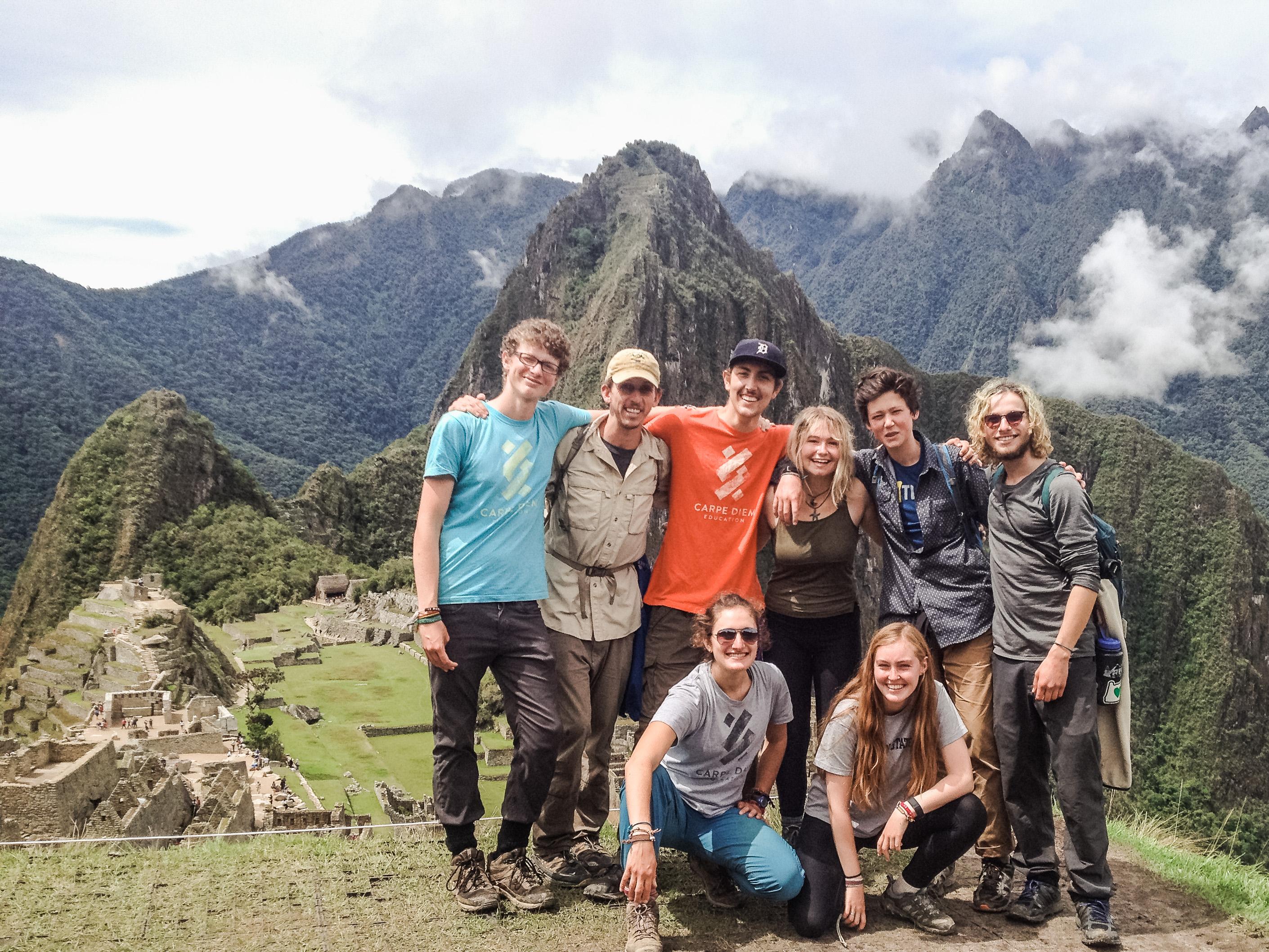 Gap Year Program - Carpe Diem Education | South America Semester: Spanish Immersion & Conservation  2