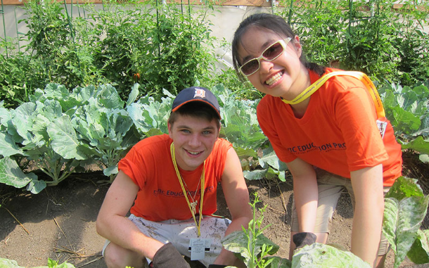 Summer Program - High School Exchange | Center for Talent Development (CTD) Summer Program