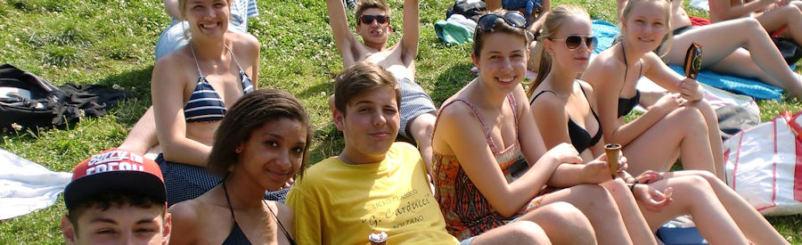 Summer Program - German | CESA Languages Abroad - German Summer Teenage Courses